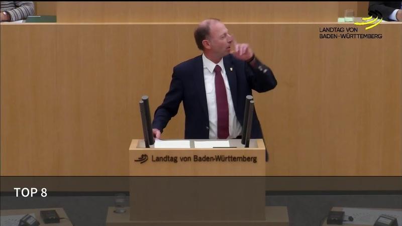 AfD - Dr. Rainer Balzer: Sie brachten Chaos und Unglück für das Volk