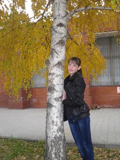 Надя Григорьева, 28 сентября 1999, Белово, id212214013