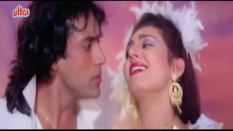 JUNGLE LOVE Laila Ne Kaha Jo Majnu Se Anuradha Paudwal, Manhar Udhas, Jungle Love Song HD 2 mp4