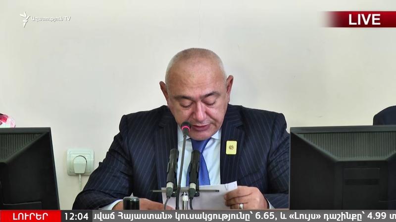 ԼՈՒՐԵՐ 12.00 ՀՀ քաղաքացին քվեարկեց ժողովրդի ի1399
