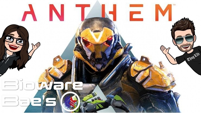 Anthem - WHAT WE KNOW?!?! - Bioware Bae's (Special Episode)