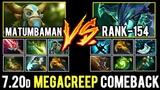Matumbaman 7.20 Nature Prophet vs Refresher OD - Epic Megacreep Comeback