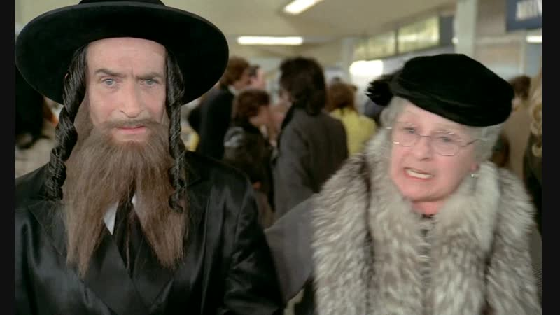 Приключения Раввина Якова / Les Aventures de Rabbi Jacob (1973)