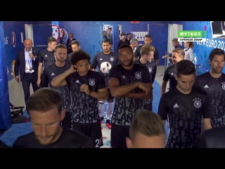 Match 47 - EURO 2016 - Quarter-finals - 02.07.16 - Preview - Germany v Italy - HEVC 720p 50fps