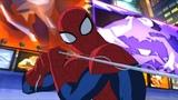 Великий Человек-паук - Песочный человек возвращается - Сезон 2 Серия 24 Marvel