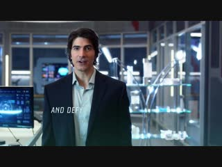 CW Good - #CWOpenToAll – DC's Legends Of Tomorrow - The CW