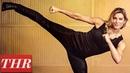 Stuntwomen for Scarlett Johansson Elizabeth Olsen Evangeline Lilly More Women of Action THR