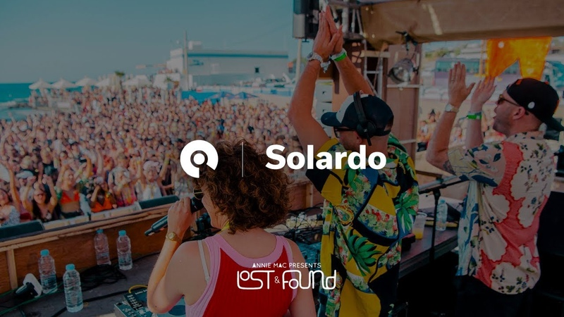 Solardo @ AMP Lost Found 2018 Festival (BE-AT.TV)