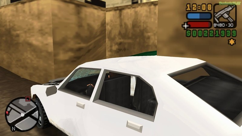 Прохождение GTA Liberty City Stories на 100% - Миссия 49: Ночной кошмар (Night of the Livid Dreads)