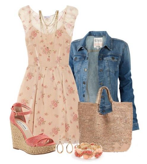 Одежда модные сеты