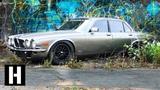 Not Your Grandpa's Jaguar Custom Turbo Jag Built to Drift!