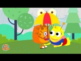 Weather Song for Kids _ Sunny, Cloudy, Rainy, Snowy _ Kindergarten  ESL _ Fun Kids English