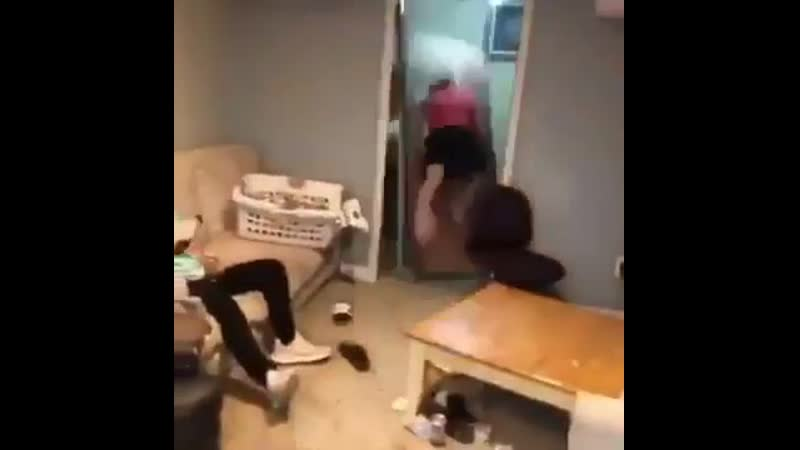HMB while I show this door who's boss