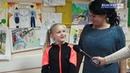 Конкурс рисунков, приуроченных ко Дню полиции прошел в школе им. А.С. Попова