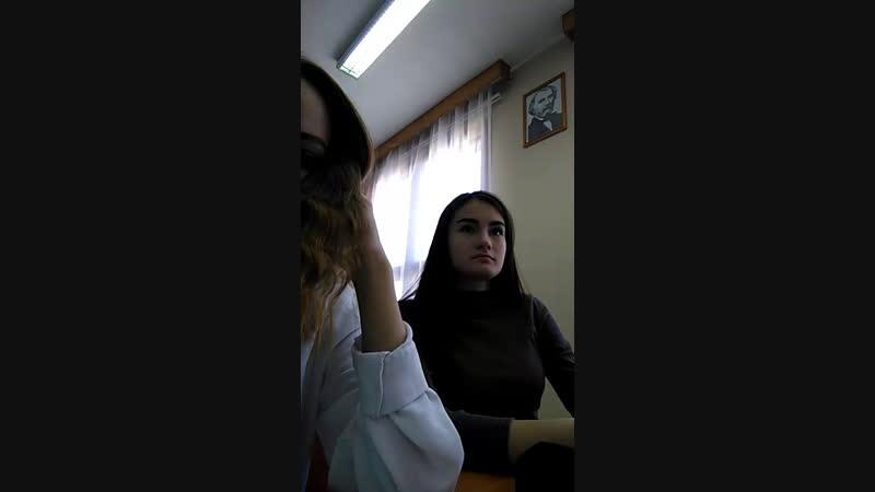 Анастасия Слепченко - Live