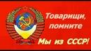 СССР будет восстановлен до 17 марта 2021 года