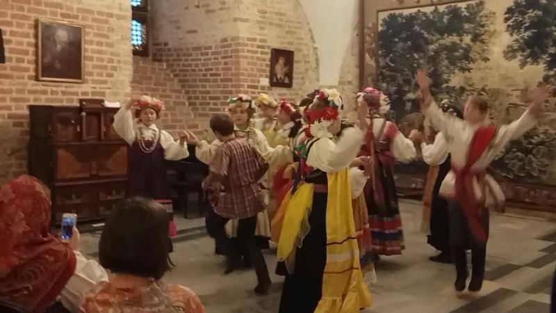 Вильнюс. Покровские колокола