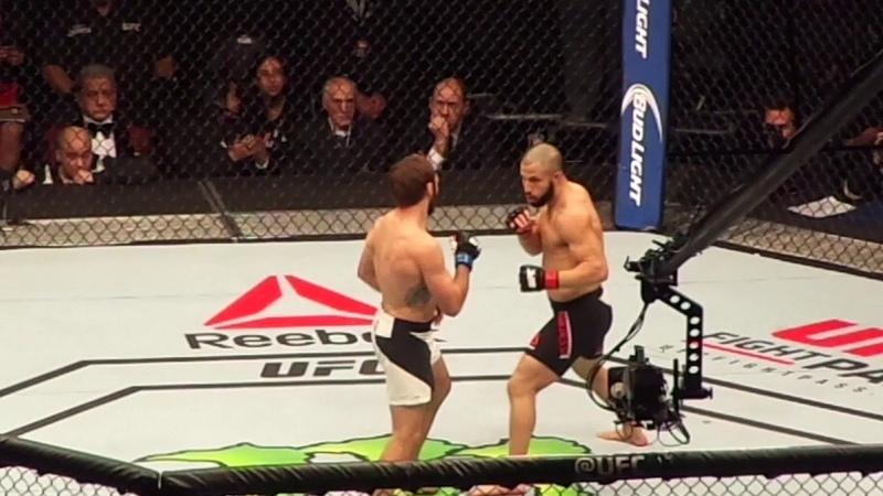 UFC 206 Lando Vannata vs John Makdessi