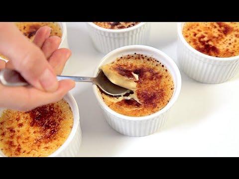 Классический крем брюле Crème Brûlée