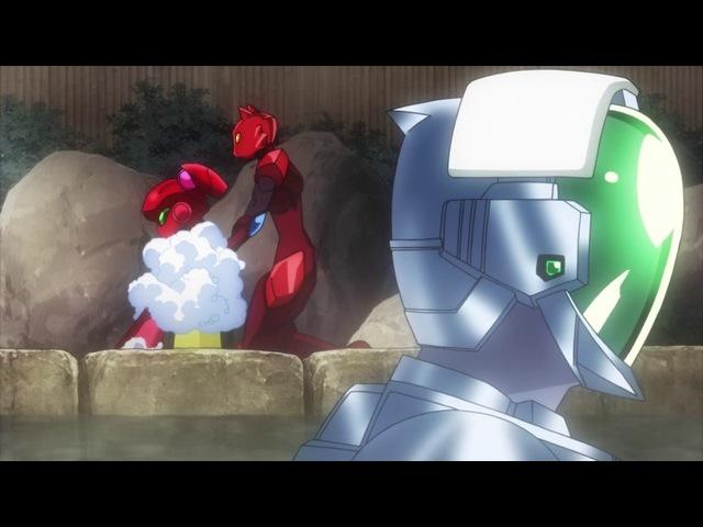 [RG Lucky Clover] Accel World OVA 2 [BDrip 852x480 x264 Vorbis]