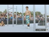 the first open festival of street workout- RESTART. Moscow 2012.
