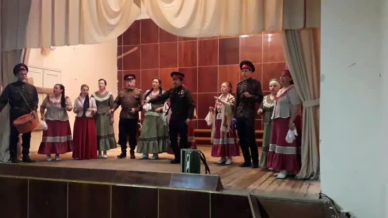 Спутя 10 лет простоя силсми Богдановского казачье общества и жителей поселка был частично востоновлен актовый зал дома культуры