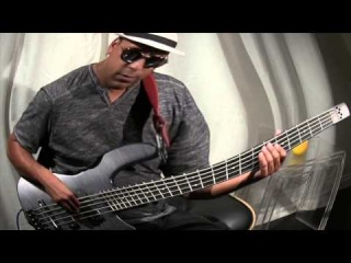Rick Marcel Test Drives NS Design CR5 Bass