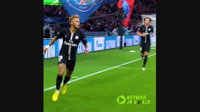Neymar Jr Champions League Review