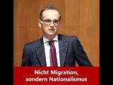 Heiko Maas - Nationalismus ist die Mutter aller Probleme _ Facebook HD