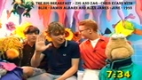 ZIG AND ZAG-THE BIG BREAKFAST- CHRIS EVANS - BLUR - DAMON ALBARN - ALEX JAMES-JUNE 1993
