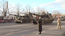 Latvia Military parade celebrates Latvian 100th Independence Day anniversary