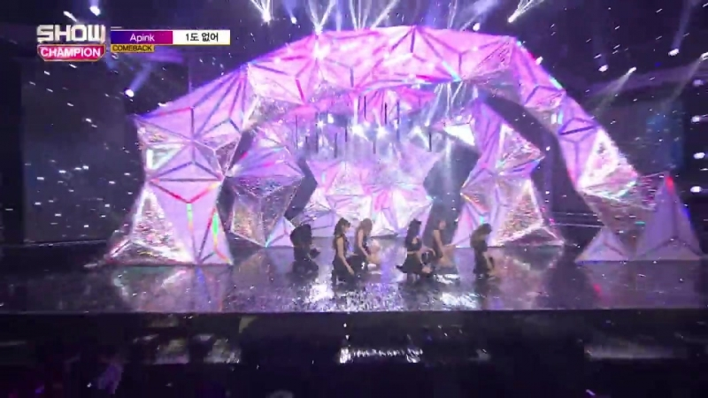 [PERF] A PINK - I'M SO SICK (18О711 MBC MUSIC SHOW CHAMPION)