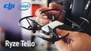 Обзор Ryze Tello. Маленький и доступный квадрокоптер