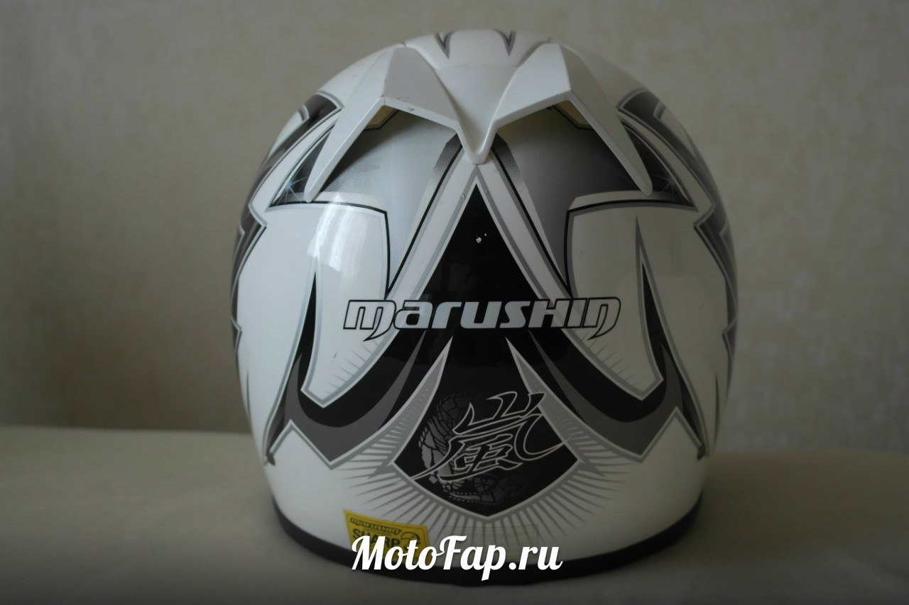 Обзор шлема Marushin 778/ Марушин 778