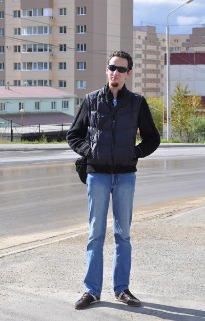 Егор Симаков, 19 января 1989, Южно-Сахалинск, id1255665