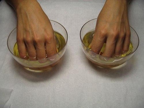 Чтобы ногти не ломались и не слоились - рецепты