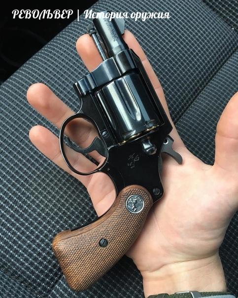 1968 Colt Cobra     