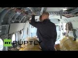 «Мирная миссия 2014»: В КНР прибыли российские воинские эшелоны и вертолёты
