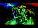 Pintura fluorescente en el LASER-TAG NICE SHOT