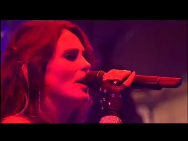 Within Temptation - Fire And Ice (Lowlands 2011)
