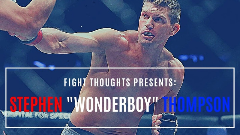 Stephen Wonderboy Thompson Highlights 2019