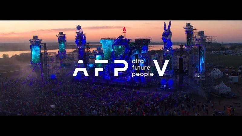 18 ALFA FUTURE PEOPLE 2018 | Official Aftermovie