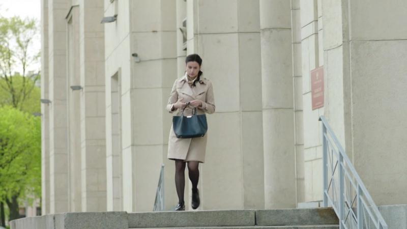 Анна Ковальчук в сериале Тайны следствия 17 (2017) - 11 серия