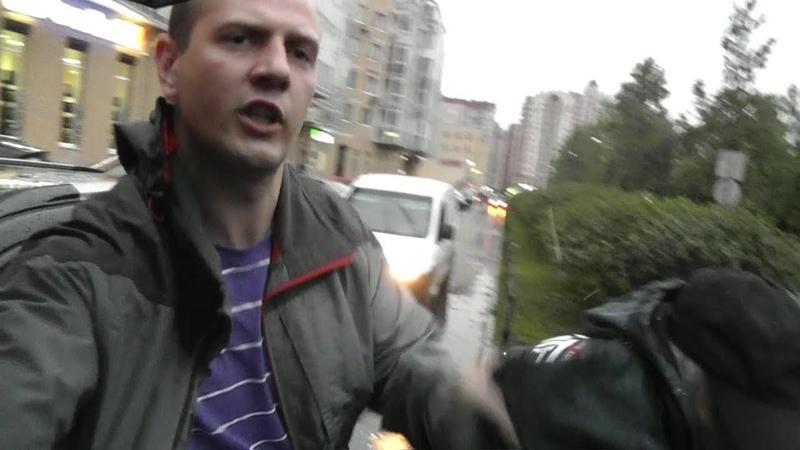 Северный колорит. Финал. Охрана попала под раздачу. Санкт-Петербург.
