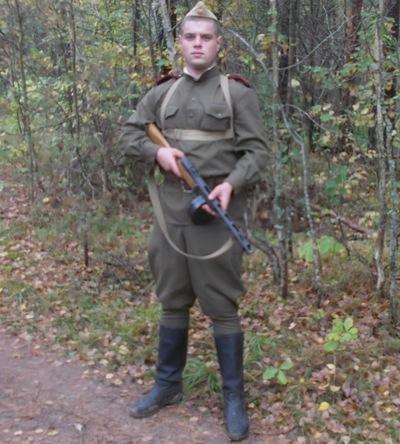 Вадим Елисеев, 27 января 1995, Юхнов, id134812705