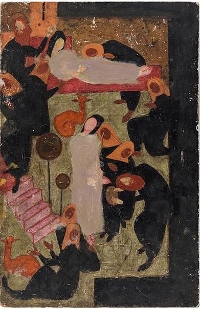 Мария Михайловна Синякова-Уречина (13 ноября 1890 - 1984) - российская художница.