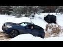 BMW X3 G01 так ли хорош на Бездорожье как Mercedes G63 AMG