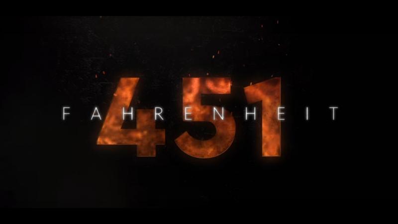 451 градус по Фаренгейту - Русский трейлер