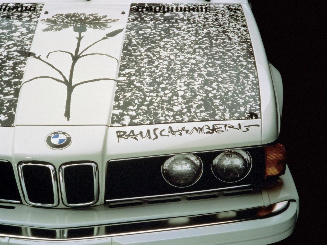 BMW Art Cars - история основания новой культуры