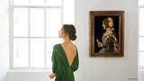 Portrait of a Lady Victoria Beckhams Passion for Old Masters